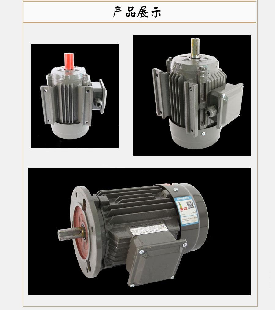 YE2-100L1-4型号电机安装和尺寸与外形尺寸走图5