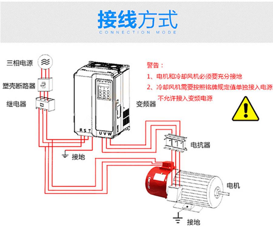 G-100A电机技术特点/使用条件/代号说明图6