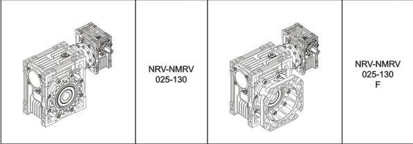 NMRV040型号电机图文展示图3