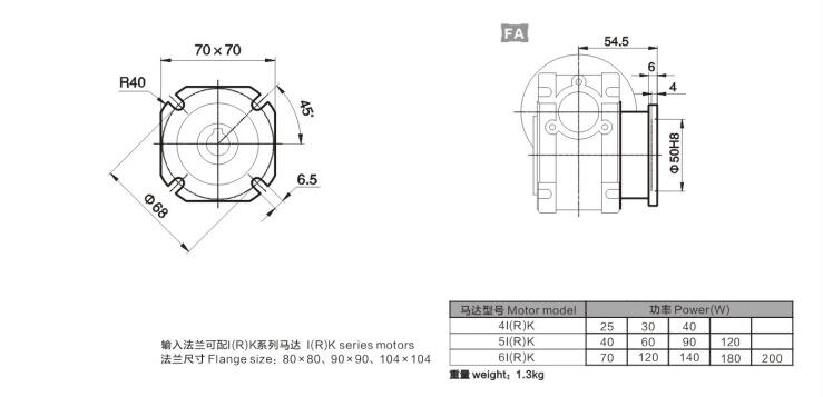 NMRV040型号电机图文展示图16