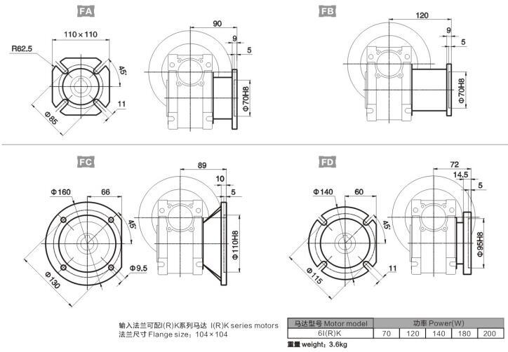 NMRV040型号电机图文展示图24
