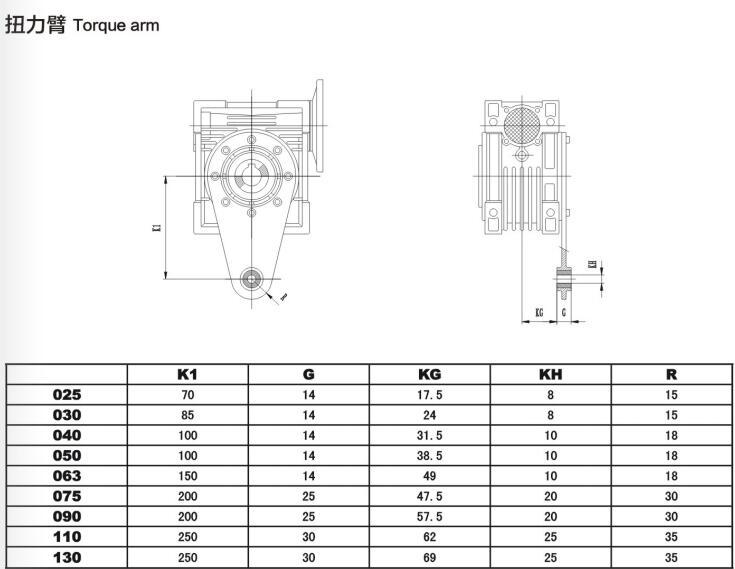 NMRV040型号电机图文展示图34